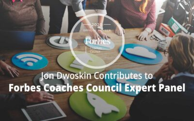 Jon Contributes to Forbes Coaches Council Expert Panel: Avoid Making These 14 Critical Mistakes When Promoting Yourself Online