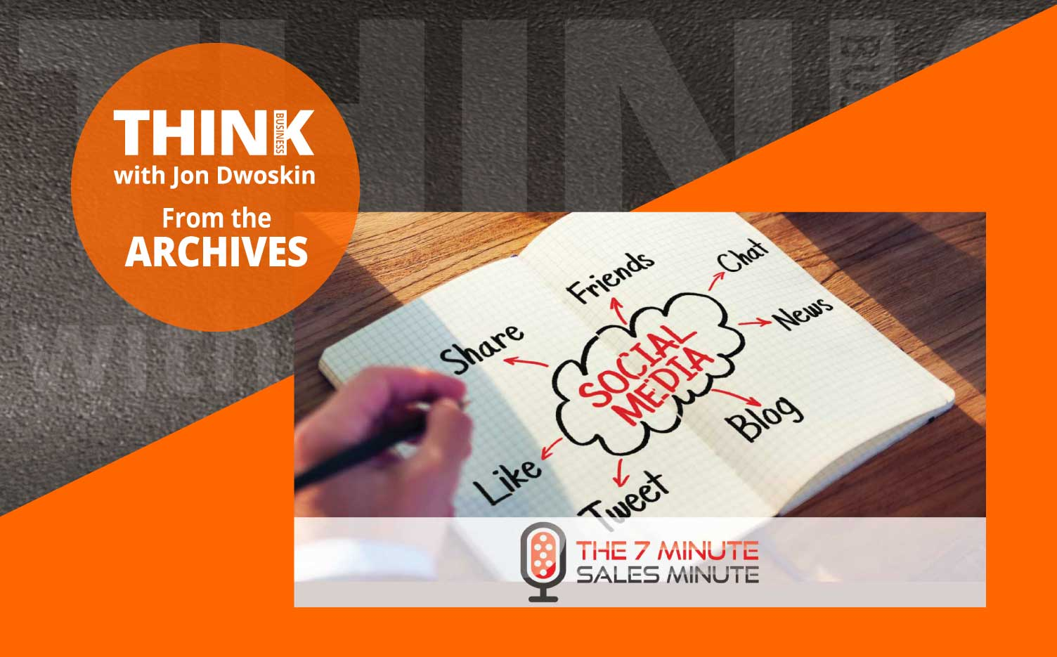 THINK Business Podcast: Audit Your Social