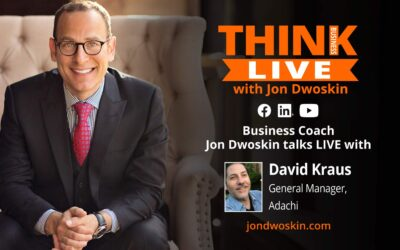 Jon Dwoskin Talks LIVE with David Kraus, General Manager, Adachi
