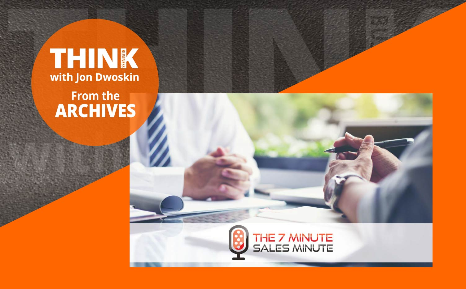 THINK Business Podcast: Role Play In Your Business