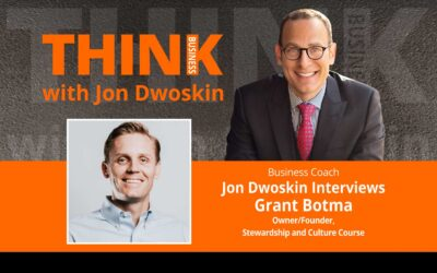 Jon Dwoskin Interviews Grant Botma, Owner/Founder, Stewardship and Culture Course