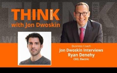 Jon Dwoskin Interviews Ryan Denehy, CEO, Electric