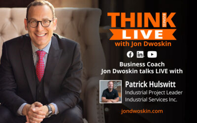 Jon Dwoskin Talks LIVE with Patrick Hulswitt, Industrial Project Leader, Industrial Services Inc.