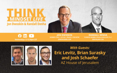 THINK Mindset LIVE: With Eric Levitz, Brian Surasky and Josh Schaefer
