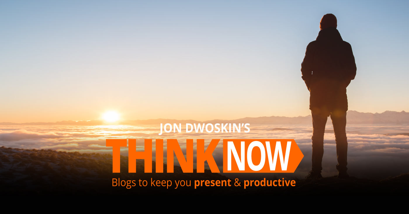 Jon Dwoskin Business Blog: THINK Now Blog: Think Like a Revolutionary