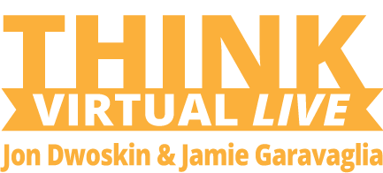 THINK Virtual LIVE logo