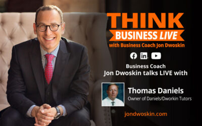 THINK Business LIVE: Jon Dwoskin Talks with Thomas Daniels