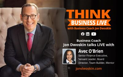 THINK Business LIVE: Jon Dwoskin Talks with Avec O'Brien