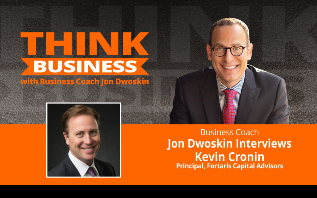 THINK Business Podcast: Jon Dwoskin Talks with Kevin Cronin