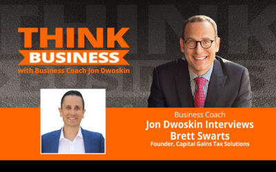 THINK Business Podcast: Jon Dwoskin Talks with Brett Swarts