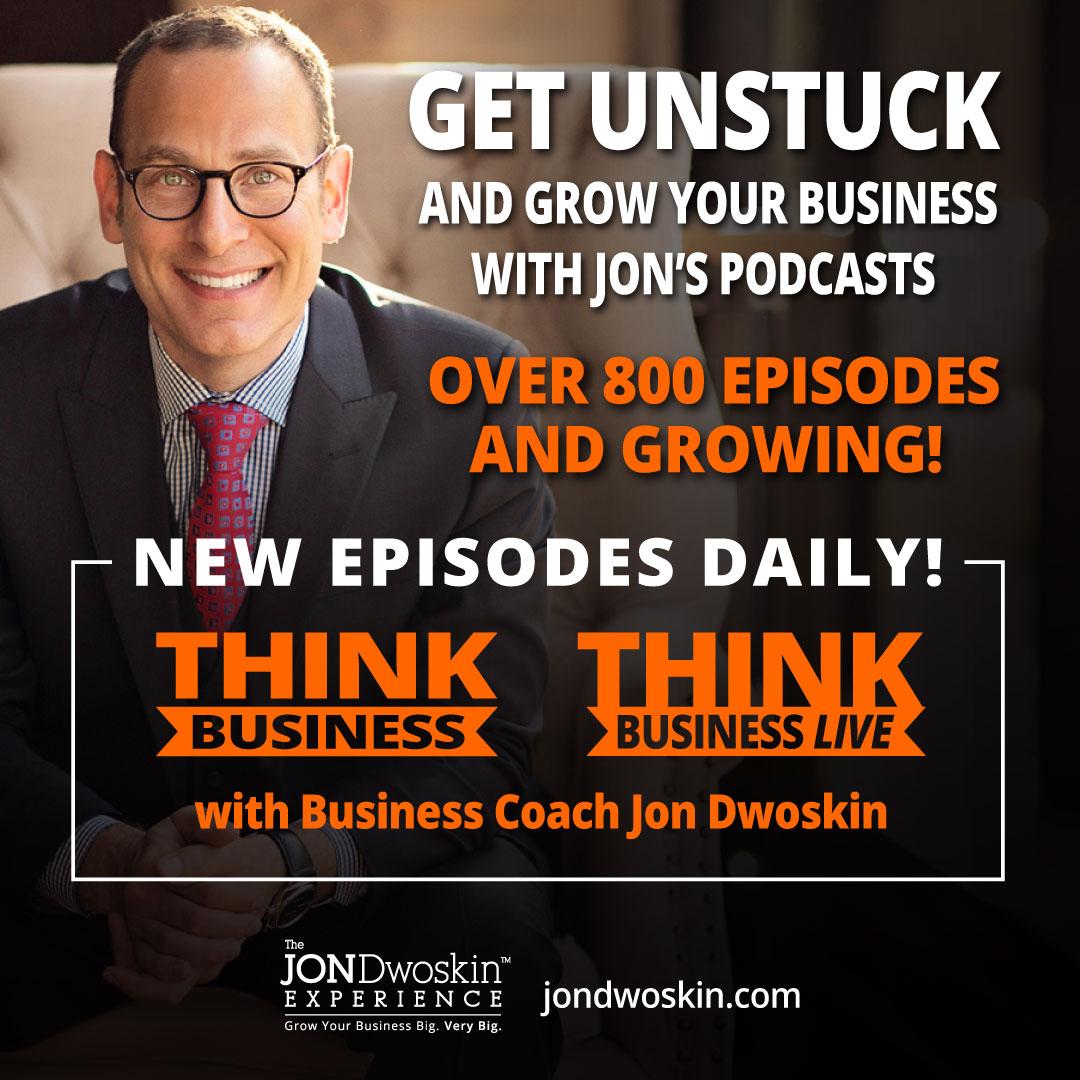 Jon Dwoskin's Podcasts