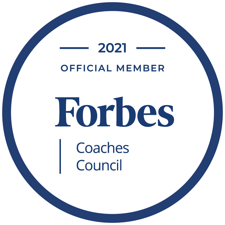 Forbes Coaches Council Member 2021 Badge