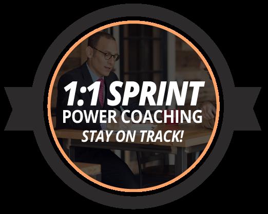 Jon Dwoskin's Sprint Power Coaching Graphic