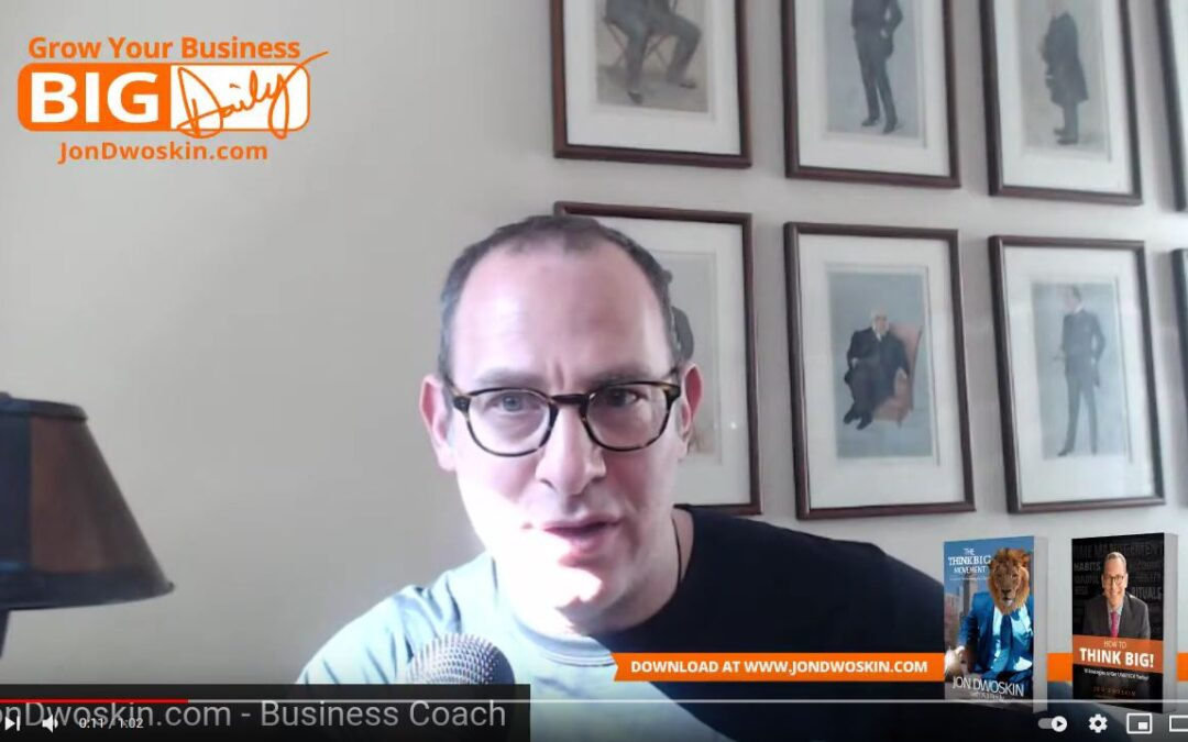 Grow Your Business BIG – DAILY: Post Every Day!