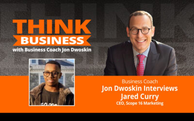 THINK Business Podcast: Jon Dwoskin Talks with Jared Curry