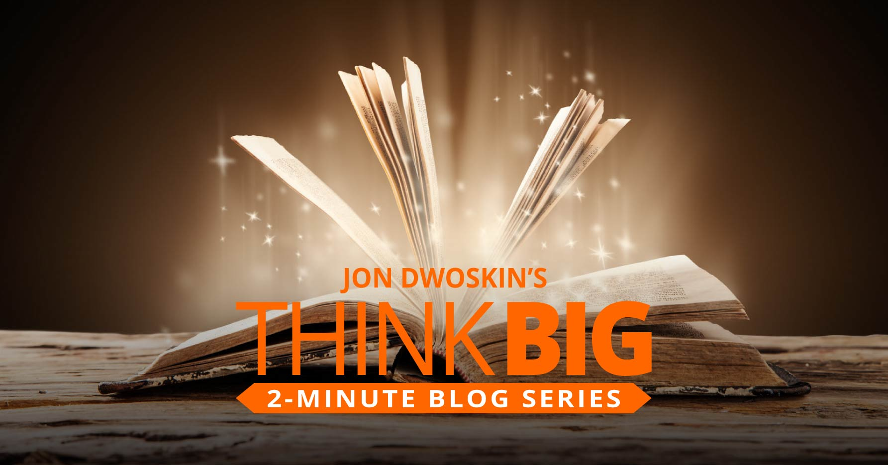 THINK Big 2-Minute Blog: Favorite Books on Enlightenment