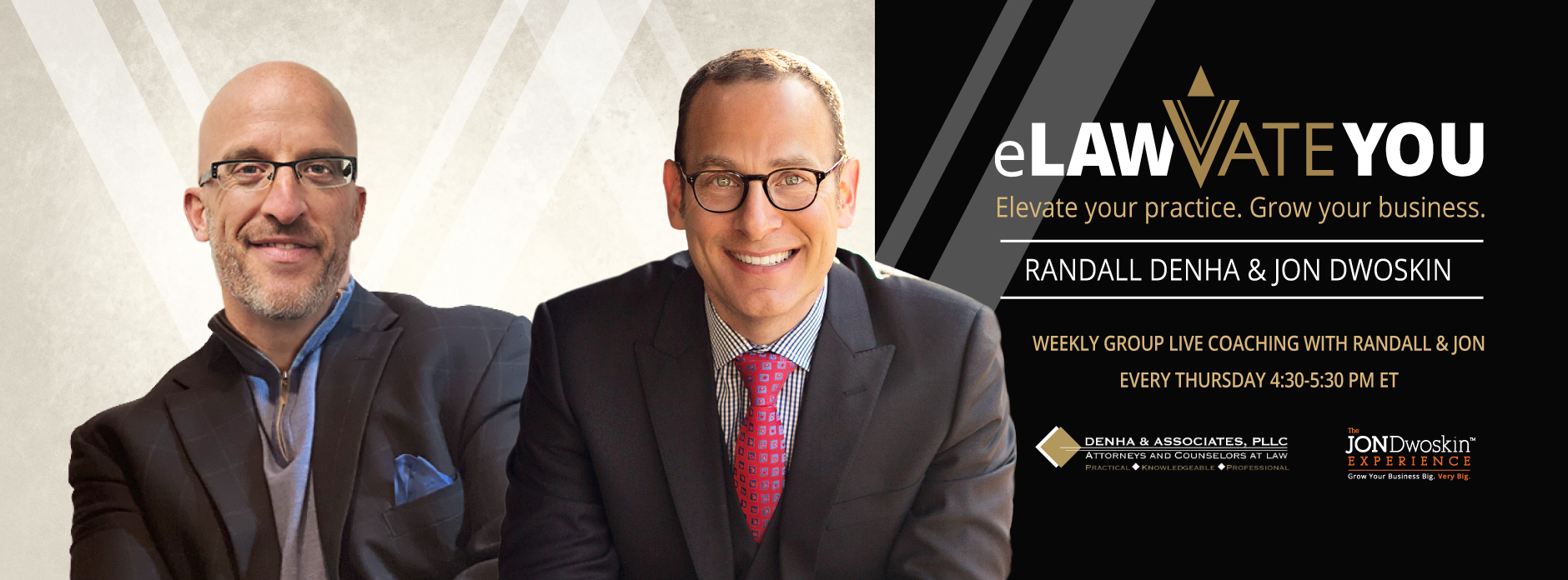 eLAWvateYOU Private Coaching Group