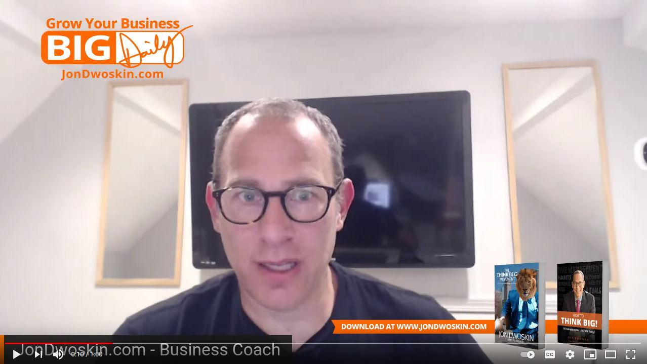 Grow Your Business BIG - DAILY: Train Your Managers