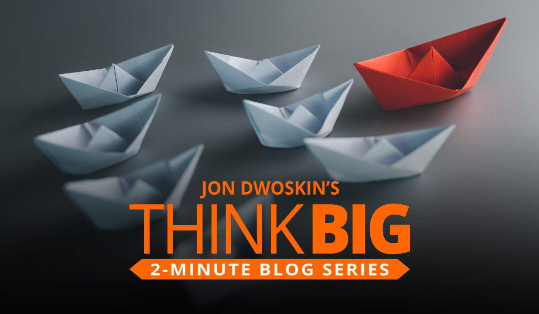 THINK Big 2-Minute Blog: Favorite TED Talks on Being a  Leader