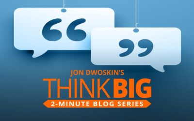 THINK Big 2-Minute Blog: Keep Attention with these Phrases