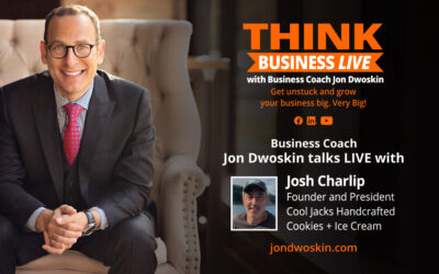 THINK Business LIVE: Jon Dwoskin Talks with Josh Charlip
