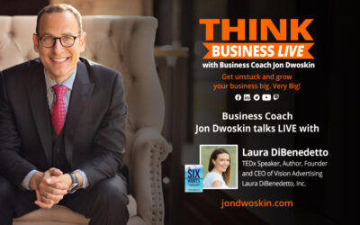 THINK Business LIVE: Jon Dwoskin Talks with Laura DiBenedetto