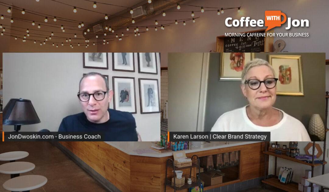 Coffee with Jon: The Power of Branding
