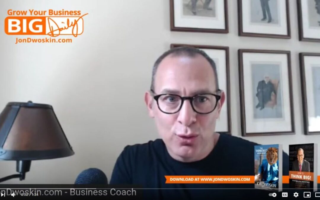 Grow Your Business BIG – DAILY! – Branding 101