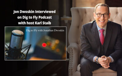 Jon Dwoskin Interviewed on Dig to Fly Podcast