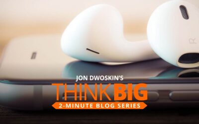 THINK Big 2-Minute Blog: Favorite Things Podcasts