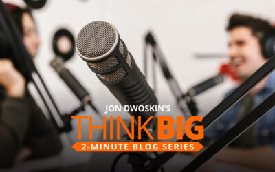 THINK Big 2-Minute Blog: 4 Tips for Being a Great Podcast Guest