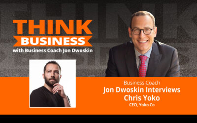 THINK Business Podcast: Jon Dwoskin Talks with Chris Yoko