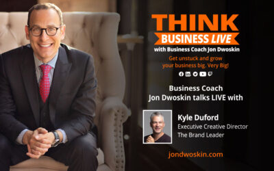 THINK Business LIVE: Jon Dwoskin Talks with Kyle Duford