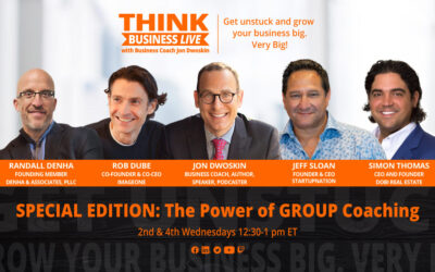 THINK Business LIVE Special Edition Series: The Power of Group Coaching – Micro Goals