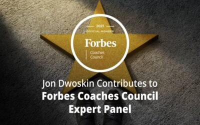 Jon Dwoskin Contributes to Forbes Coaches Council Expert Panel: 13 Productive Ways To Support Neurodivergent Employees