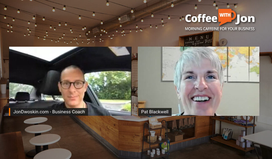 Coffee with Jon: Being Resilient
