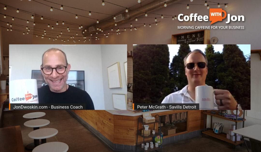 Coffee with Jon: Branding & Marketing