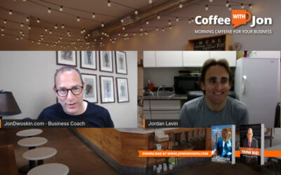 Coffee with Jon: Building Habits – Part 1