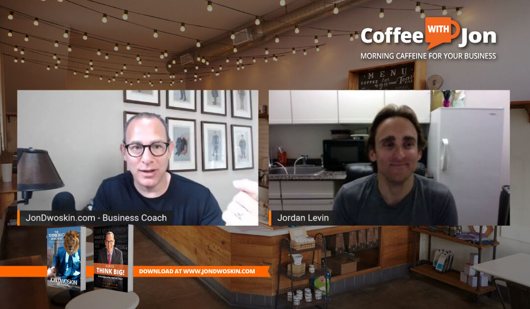 Coffee with Jon: Building Habits – Part 2