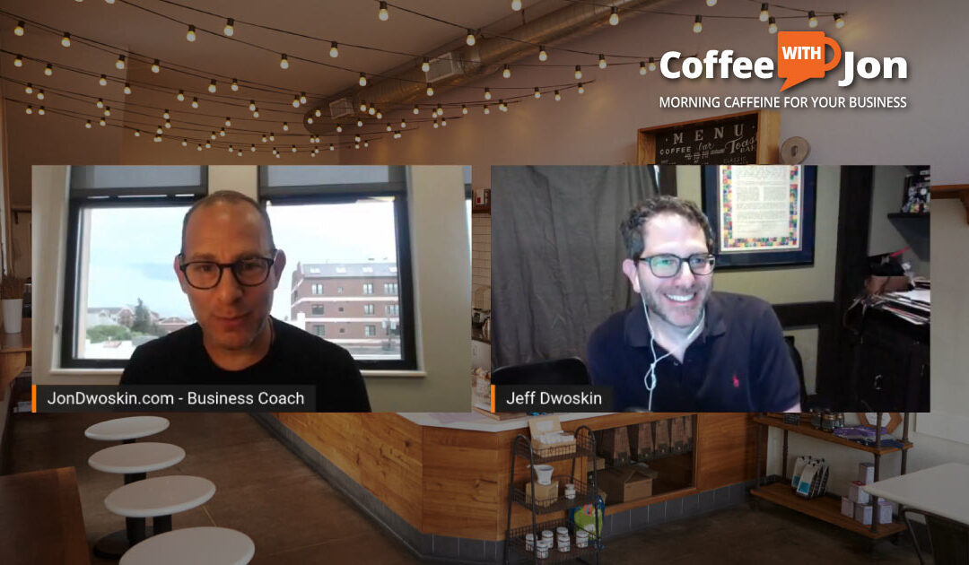 Coffee with Jon: Getting Noticed on Social