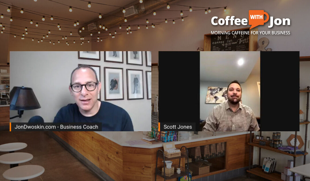 Coffee with Jon: ISO Certification 101- Part 1