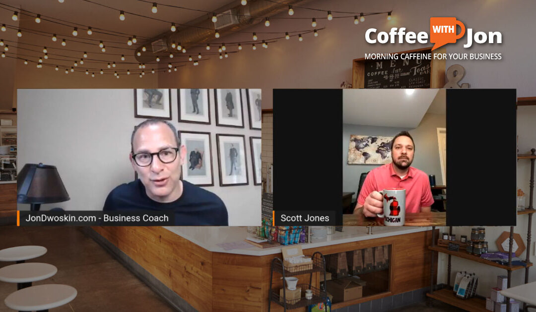 Coffee with Jon: ISO Certification 101 – Part 2
