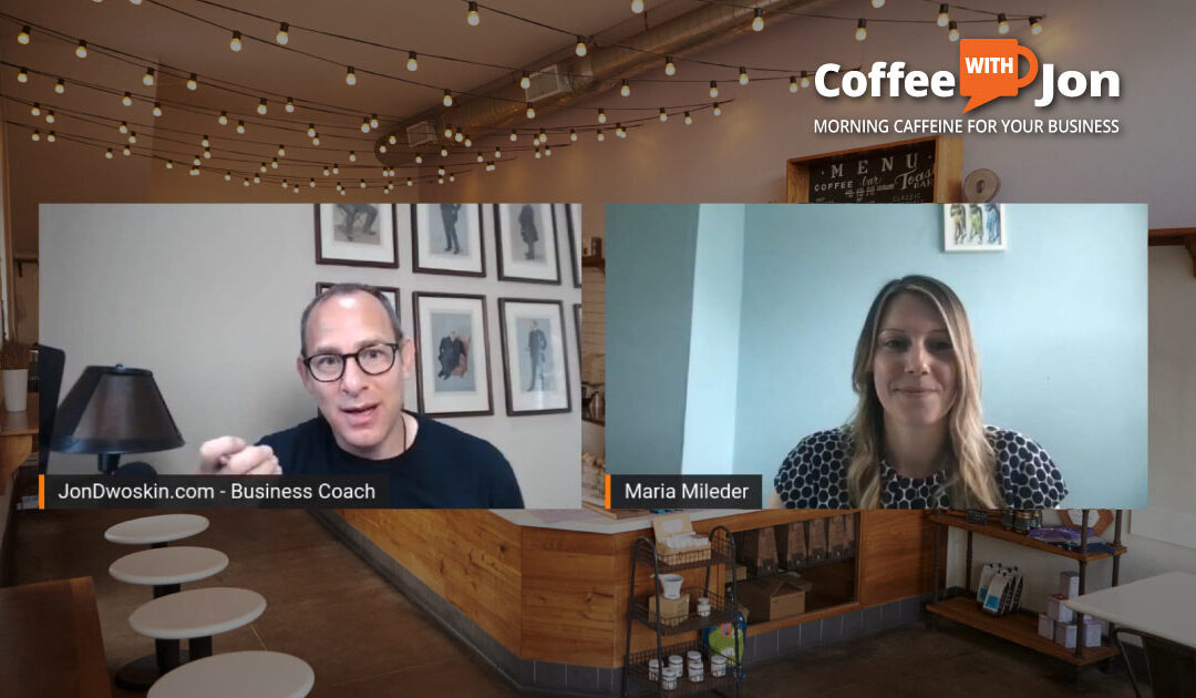 Coffee with Jon: Innovation Part 1