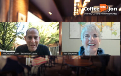 Coffee with Jon: Being Positive