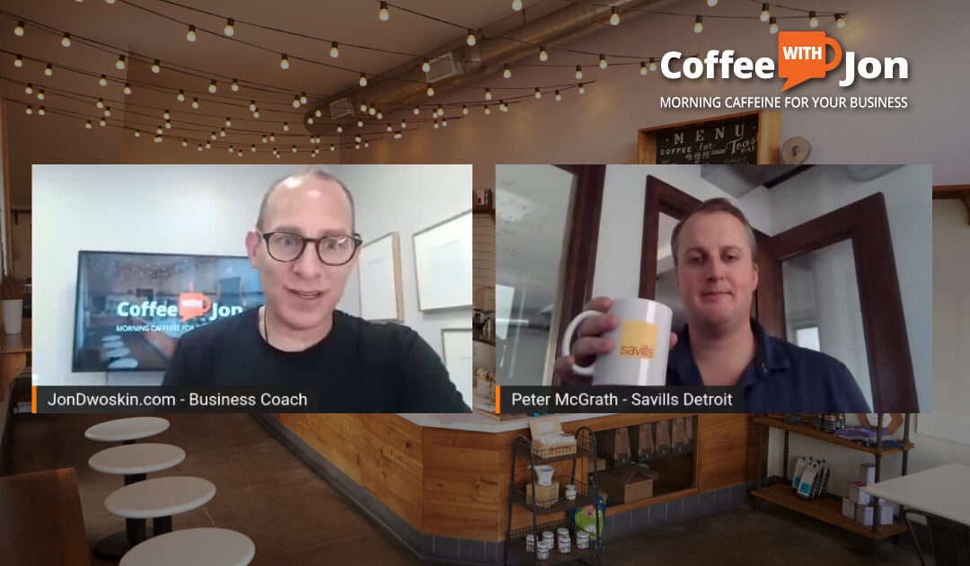 Coffee with Jon: Talking Real Estate, Detroit and Business Growth!