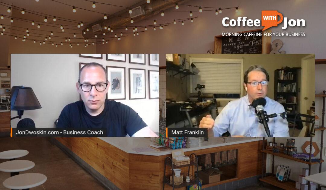 Coffee with Jon: Retirement – Part 1
