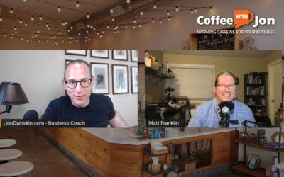 Coffee with Jon: Retirement – Part 2