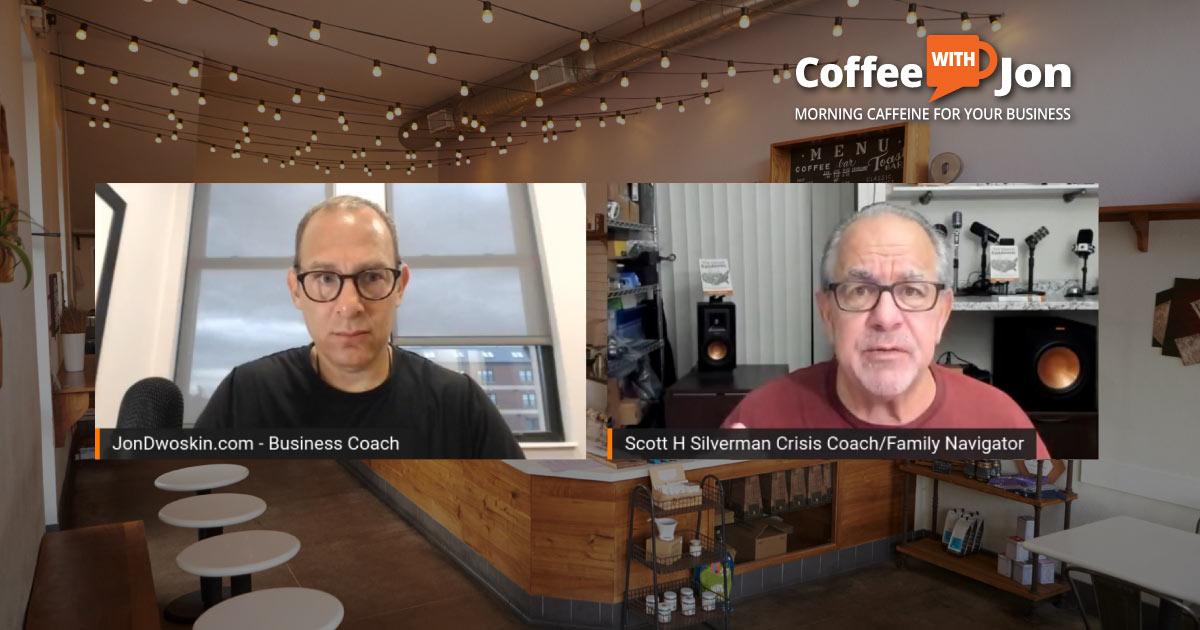 Coffee with Jon: The Opioid Epidemic - Part 1