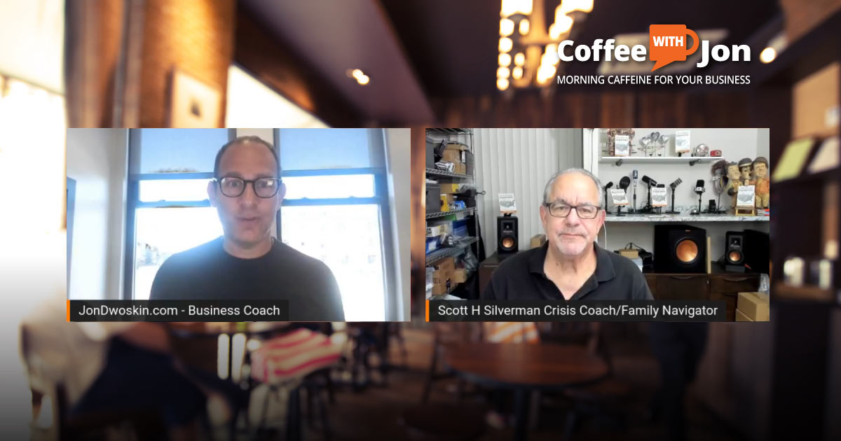 Coffee with Jon: The Opioid Epidemic - Part 3