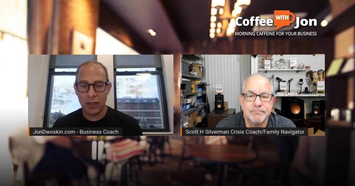 Coffee with Jon: The Opioid Epidemic - Part 5